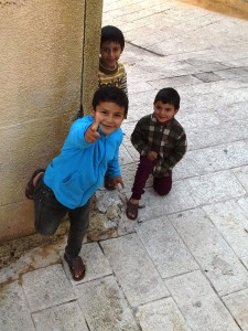 bimbi palestinesi