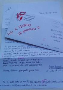 lettere per raccogliere fondi aitf